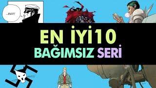 EN SEVDİĞİMİZ 10 BAĞIMSIZ ÇİZGİ ROMAN!!! (Türkçe Ciltler) Video