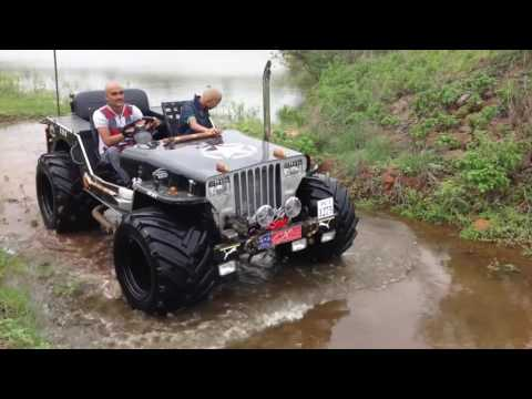 Punjabi Willys jeep big Tyre in Pune720p
