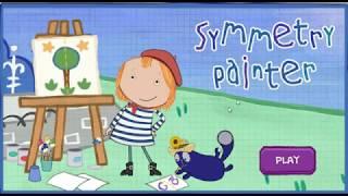 PEG + CAT PBS Kids   Symmetry Painter   Education Kids   Copy