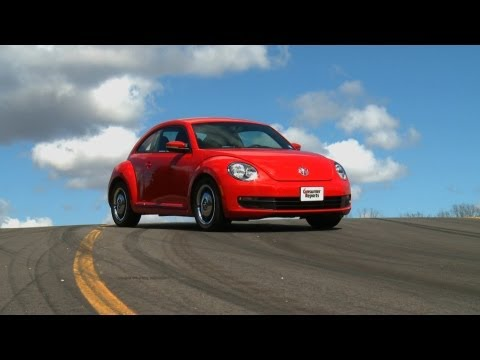 Volkswagen Beetle review from Consumer Reports