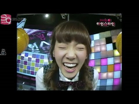 Taeyeon Funny Momment Part 1 (2007) #Golden Moment SNSD