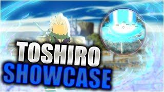 TOSHIRO SHOWCASE | Roblox | Anime Kreuz 2 UPDATE