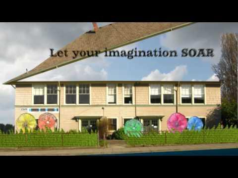 Vancouver Island School of Art ad