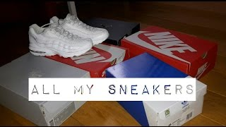 ●ALL MY SNEAKERS●