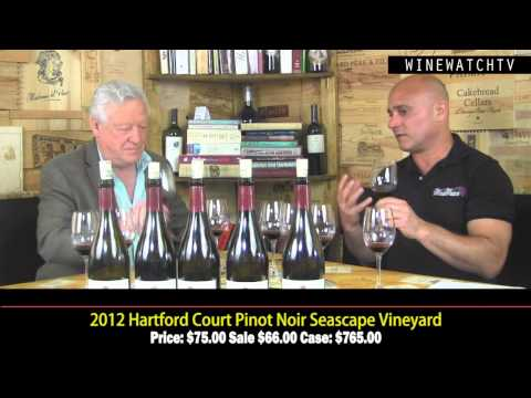 Don Hartford Interview: Hartford Court Pinot Noir - click image for video