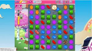Candy Crush Saga Level 945 No Boosters