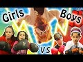 بادي فادي | أغنية بنات و أولاد | Boys Vs Girls song