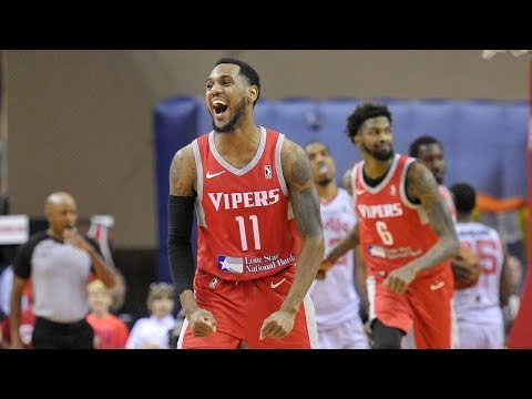 NBA G League Top 17 Plays of 2017!