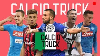 CALCIO TRUCK #1 [LIVE]