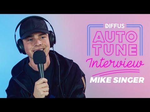 Mike Singer im Auto-Tune   DIFFUS
