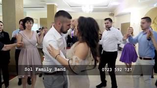 Campulung Muscel - Cea mai frumoasa petrecere Live2018 Sol Family Band Nunti, Botezuri, Mu ...