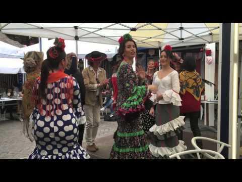 Feria de abril en Santander Taberna la Prensa