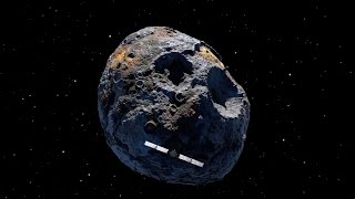 NASA plans mission to giant, metal asteroid