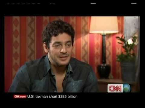 CNN interview Jan 2012 Khaled Abol Naga @ African Voices part- 2/3