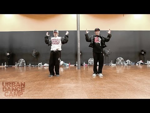"Hilty & Bosch :: ""Turn Up The Music"" by Chris Brown (Choreography) :: Urban Dance Camp"