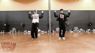 """Turn Up The Music"" by Chris Brown :: Hilty & Bosch (Choreography) :: URBAN DANCE CAMP"