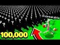 UNSPEAKABLE VS. 100,000 MINECRAFT ______