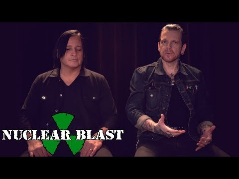 BLACK STAR RIDERS - Robert and Ricky on working with Pearl Aday (OFFICIAL TRAILER)