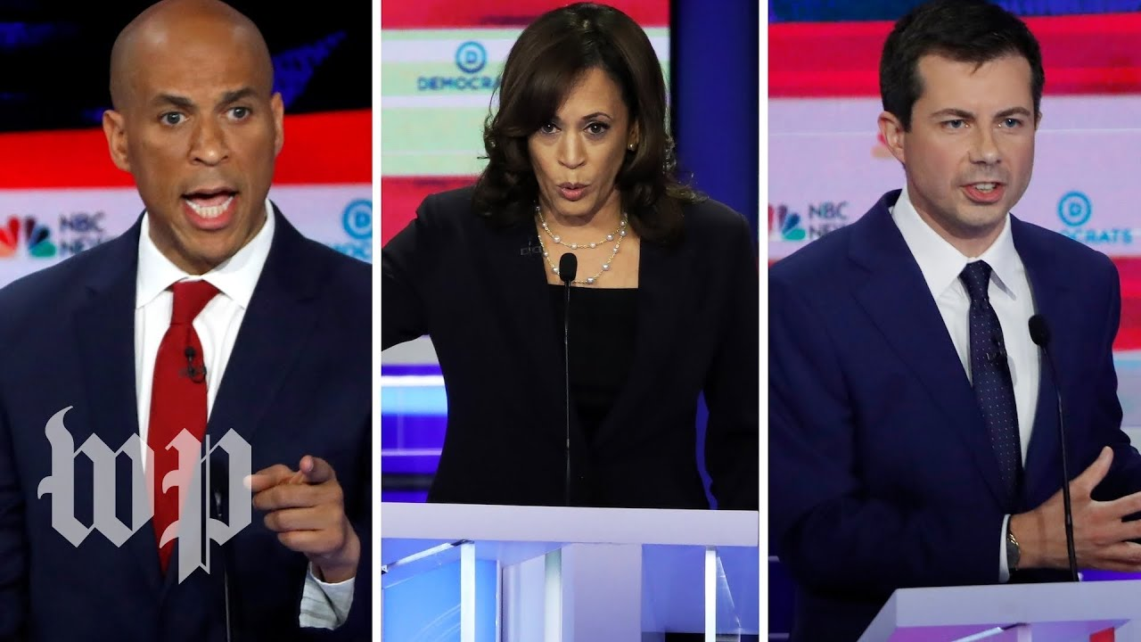 Anti-lynching bill: Emotional debate erupts as Cory Booker and ...