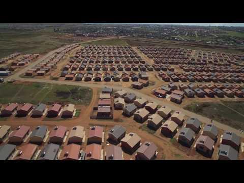 Property Development South Africa - DJI P3 Pro