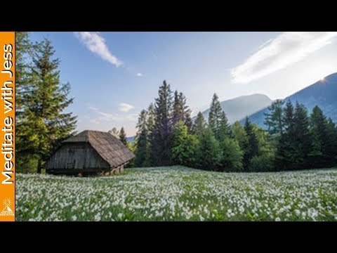 6HRS 432Hz RELAXING AMBIENT Music | NATURE sounds, BINAURAL BEATS, Theta Waves.