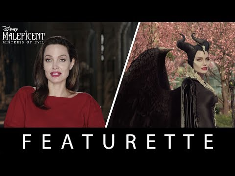 Maleficent: Mistress of Evil | 'Return to the Moors' Featurette with Angelina Jolie