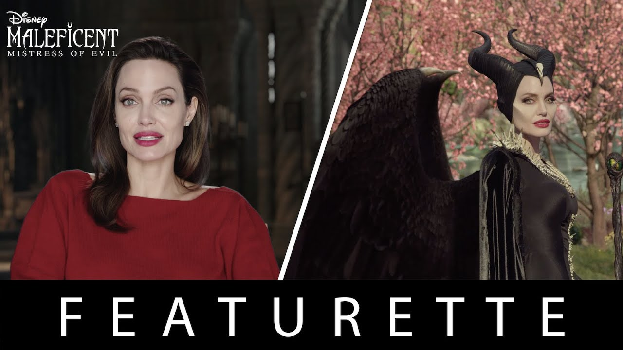 Maleficent Mistress Of Evil Return To The Moors Featurette With Angelina Jolie
