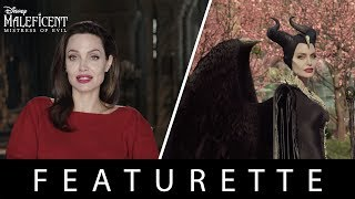 """Maleficent: Mistress of Evil   """"Return to the Moors"""" Featurette with Angelina Jolie"""