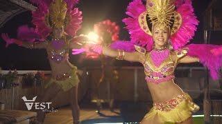 Зажигательная арриба от шоу-балета РИО Волгоград! Бразильские танцы такие горячие! Смотреть всем!