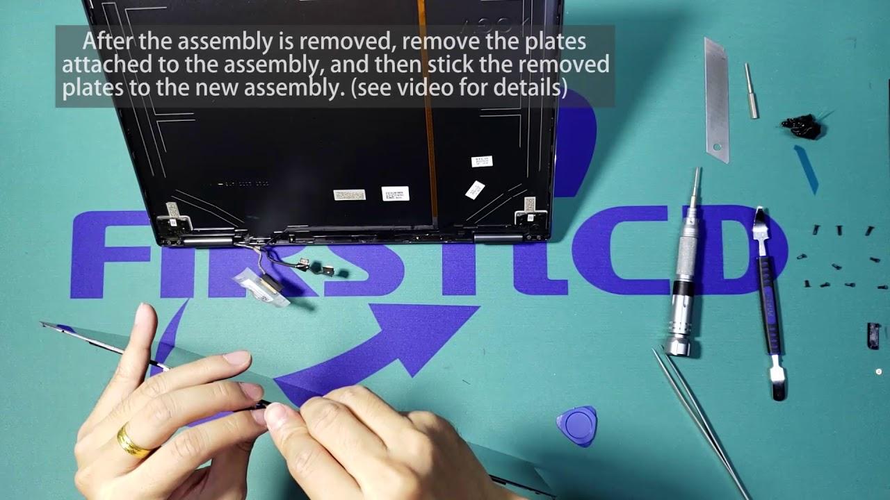 FHD IPS LCD Touch screen For Lenovo Flex 5-1470 80XA0002US 80XA0011US 80XA000QCF