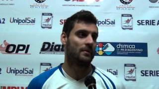 23-11-2014: Michele Morelli nel post Castellana-Cantù