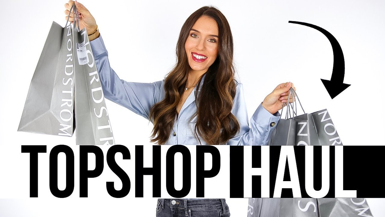 [VIDEO] - 12 Outfit Ideas | TOPSHOP Haul & Try-On Session 3