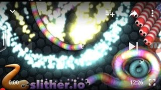 Slither.io 37K + Best Trick (Slither.io Similar Gamer To Agar.io) (FT JULIO COCIELO)