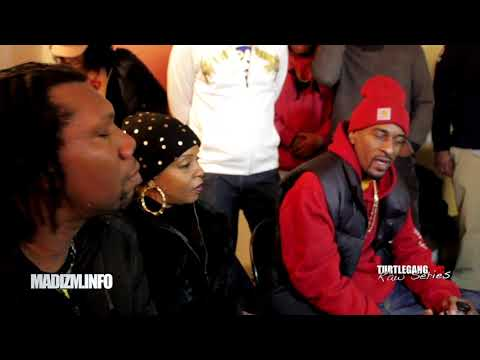 TURTLEGANG NYC Films (RAW Series) Masters Of Ceremony feat. KRS-ONE, RAKIM ALLAH, JARULE, S