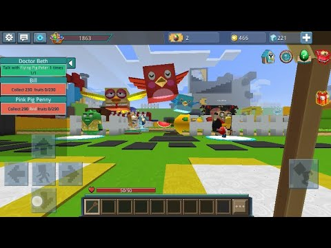 f9481203ad Playing New Game Bird Simulator in Blockman Go - YouTube