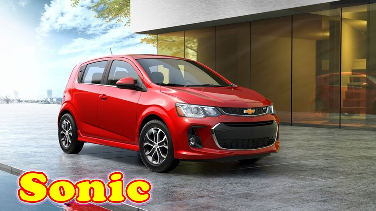 2021 Chevy Sonic Price, Design and Review