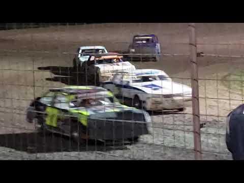 Hobby stock feature Salina Speedway 5.17
