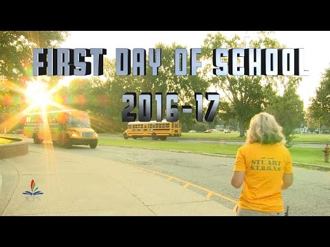 JCPS First Day of School 2016