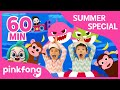 Baby Shark Dance and more | Summer Songs Special | +Compilation | Pinkfong Songs for Children Mp3