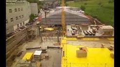Robatech Construction Site Muri Switzerland