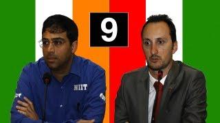 Anand vs Topalov – Game #9: 2010 World Chess Championship