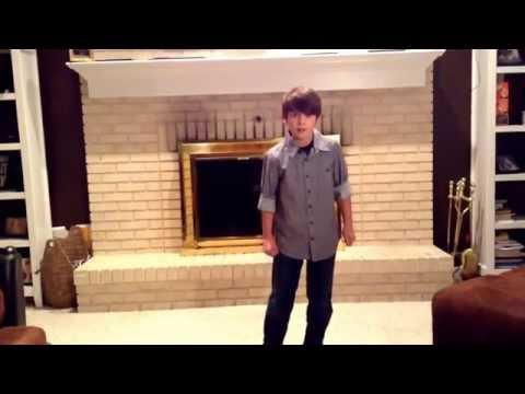 Colin Wheeler School of Rock the Musical Audition