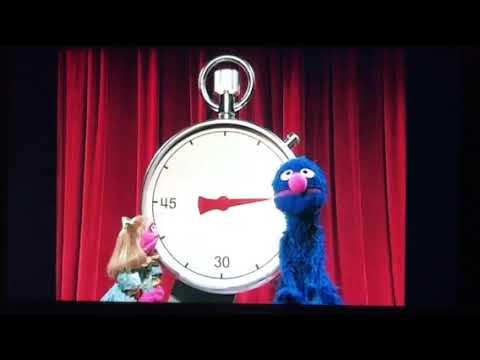 Sesame Street - 30-second surprise