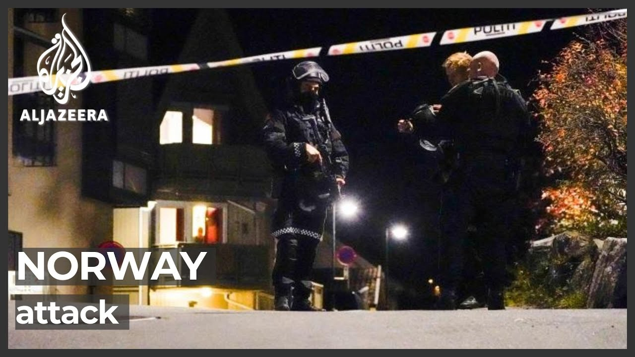 Download Several people killed in bow and arrow attack in Norway