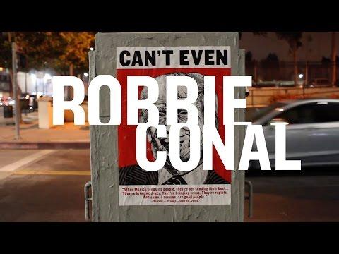 ABCNT PRSNTS: Robbie Conal (Political Street Art)