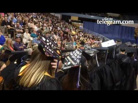Quinsigamond Community College's Class of 2016