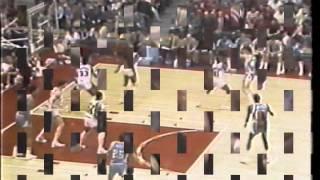 "Arkansas vs. North Carolina 1984 ""IT"