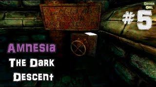 Amnesia: The Dark Descent #5 - КАЖЕТСЯ АЛЕКСАНДР НАС ОБМАНЫВАЕТ