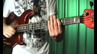 The Quick - Rhythm Of The Jungle - Bass Cover