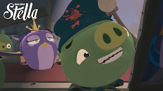 "Angry Birds Stella Ep.3 Sneak Peek - ""Golden Egg"""